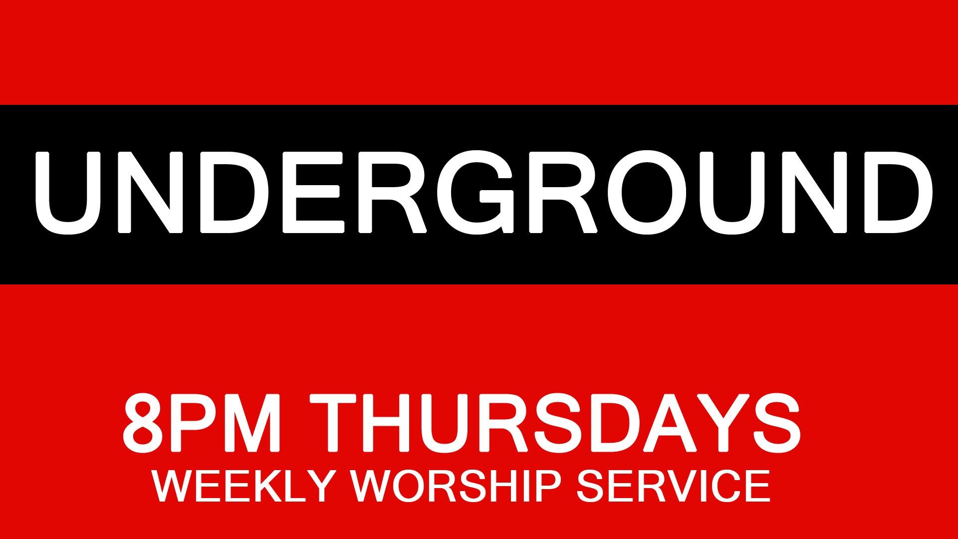 Underground Online – Week 1