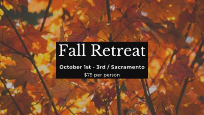 Fall Retreat!